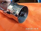 Насадка на глушитель НГ-0313 нержавейка, фото 3