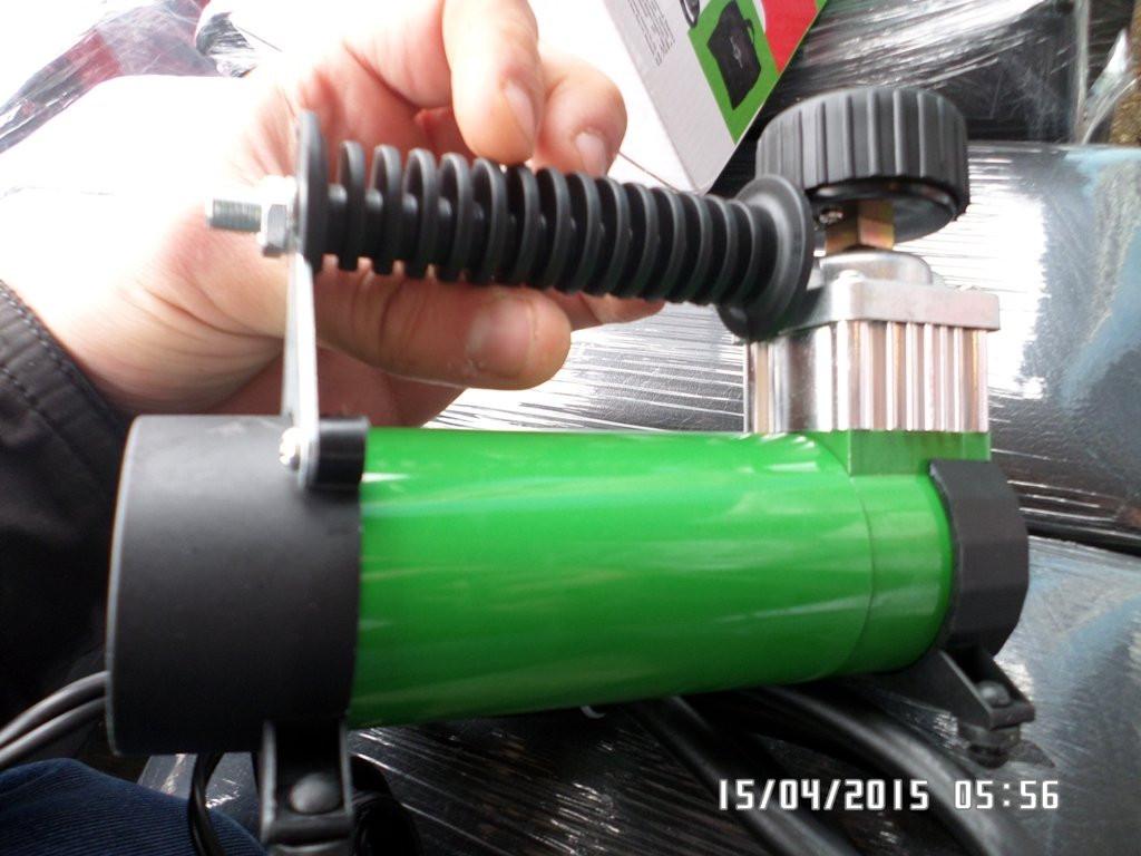 Автомобильный компрессор 35 л/мин r13 -r15
