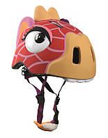 Защитный шлем CRAZY SAFETY Giraffe (прорезиненный)