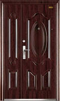 Входные двери металл/металл 2050х1200 левая/правая. Доставка по всей Украине.