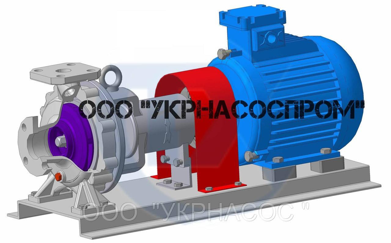 Насос Х 100-80-160