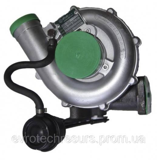Чешский турбокомпрессор К27-523-02 (CZ) / Д260.5 Евро-2