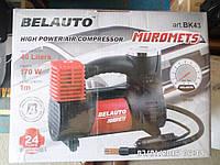 Автомобильный компрессор БЕЛАВТО ВК43 Муромец