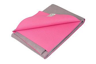 Коврик — полотенце для йоги Ятра (Yatra)