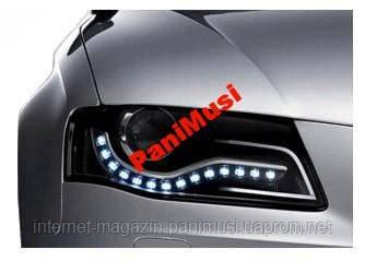 LED подсветка 24 диода,12V, 24см Водонепроницаемая
