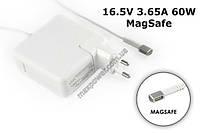 Блок питания для ноутбука Apple 16.5V 3.65A 60W MagSafe, A1330, A1184, A1181, A1344