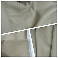 Кожа одежная овчина Loro Piana серый беж 0,5 мм Италия