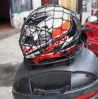 Сетка для багажника велосипеда и мотоцикла, фото 1