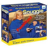 Плед, одеяло с рукавами Snuggie Снагги