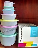 Набор пищевых контейнеров Хит-парад подарочный 7шт Tupperware