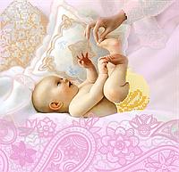Схема для вышивки бисером Нежность, размер 28х27 см