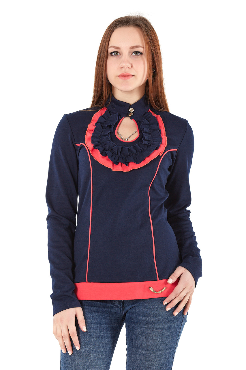 Блузка №9658