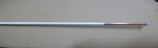 Труба  алюминий-медь  0,7 м