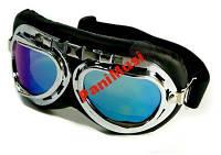 Мото очки для езды мотоцикл,велосипед Gogle moto, фото 1