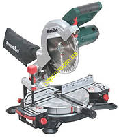 Торцовочная пила Metabo KS 216 M Lasercut new (619216000)