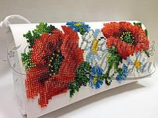Пошитые клатчи на пластиковой основе ТМ Барвыста вышиванка