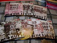 История диски WORLD WAR 2 БРИТАНИЯ ВОЙНА ЛОТ=7диск