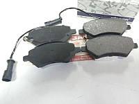 Колодки тормозные передние Chery Elara Chery Eastar Chery M11 Chery M12 Chery Tiggo KONNER