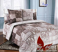 Постельное белье Ранфорс TAG Tekstil, арт. TAG-Азур