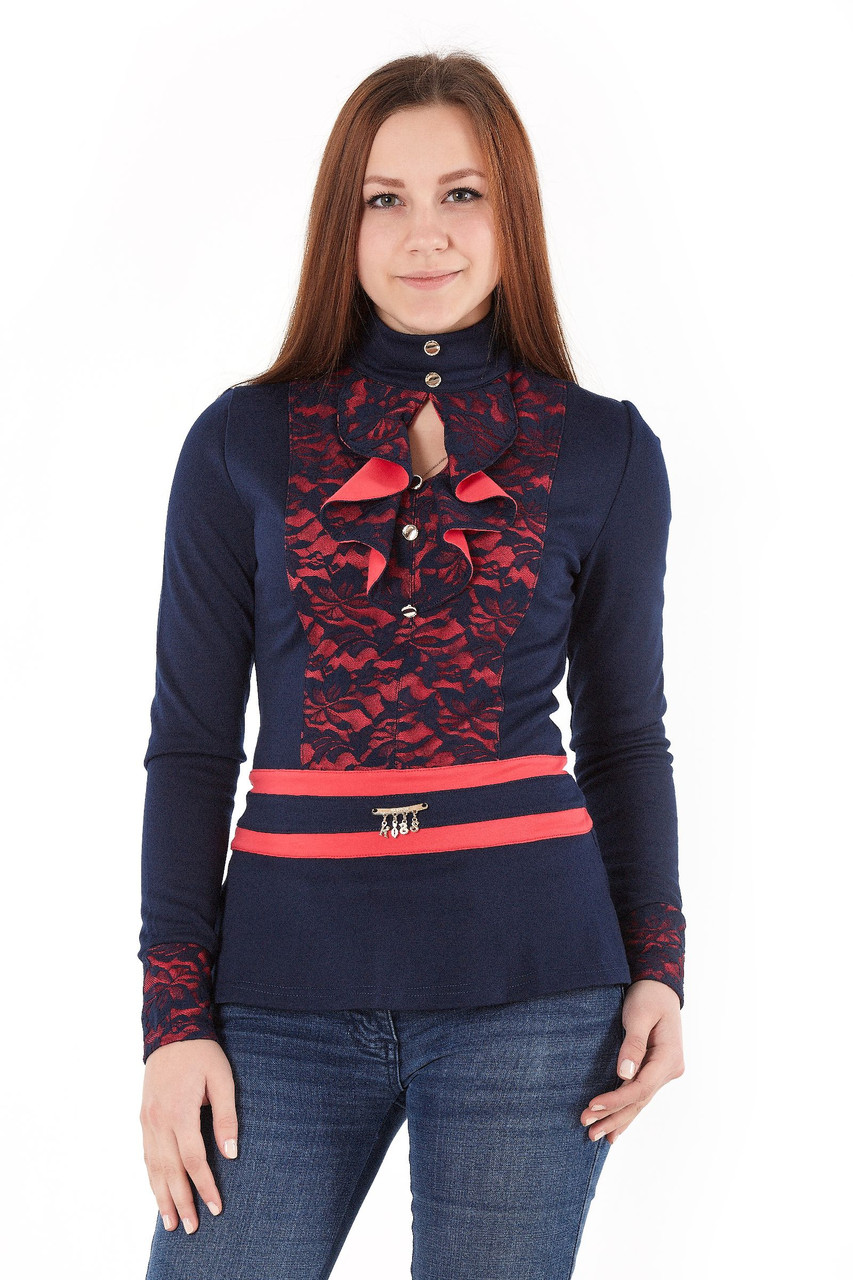Блузка №9659