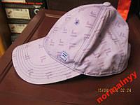 Фила FILA кепка женская фиолетовая летняя легкая
