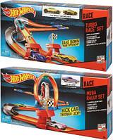 """Трек 3 в 1 """"Суперперегони"""" Hot Wheels в ас."""