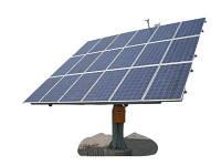 Система слежения за солнцем - двух осевой трекер 5кW