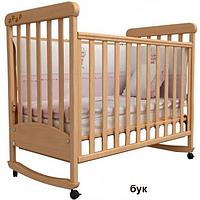 Кроватка Верес Соня ЛД12 лапки, фото 1