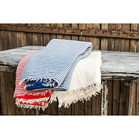 Полотенце пляжное Buldans - Trendy royal темно-синий 90*170