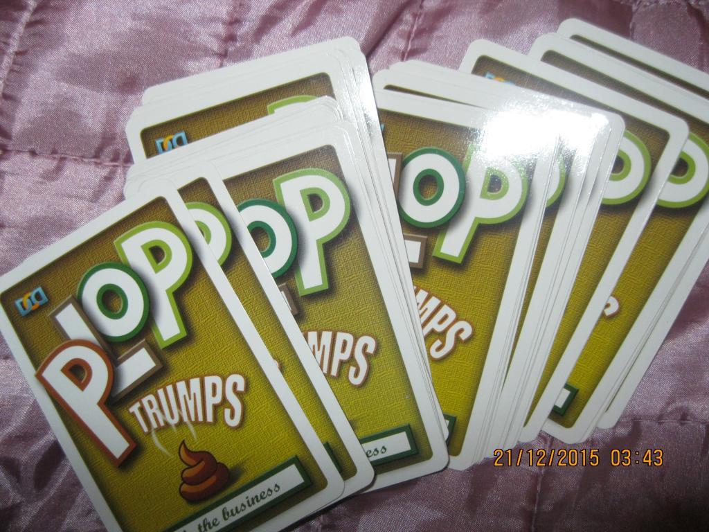 Карточки фото фикалии животных английский язык plop trumps