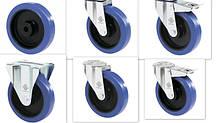 Колеса на резиновом ходу Серия 26 Norma
