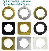Сменные панели для светодиодных светильников Bioledex LURIGA