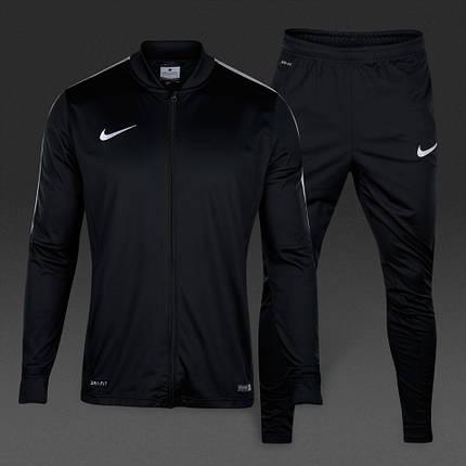 Спортивный костюм Nike AcademyTracksuit 808757-010 (Оригинал), фото 2