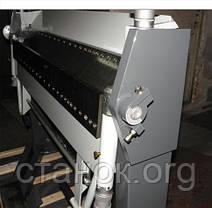 FDB Maschinen ESF 1260 В Листогиб ручной сегментированный механический кромкогиб фдб машинен, фото 3