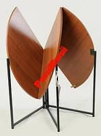 Складной Стол Трансформер на 6 человек диаметр 1м., фото 1