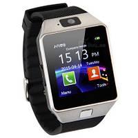 Часы - телефон Smart Watch DZ09 Black. Умные часы. Часы с симкартой. Купить часы. Код: КТМ342
