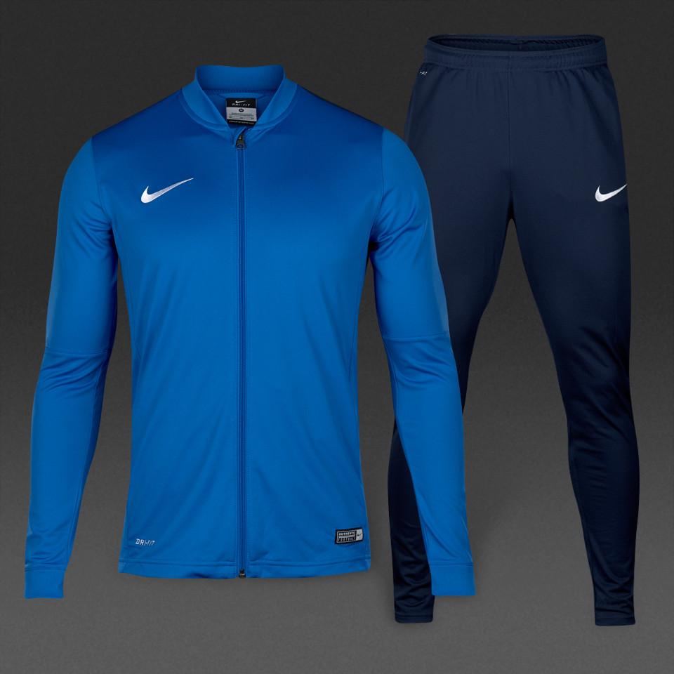 Детский спортивный костюм Nike AcademyTracksuit 808760-463 JR (Оригинал) -  Football Mall - 593071ae59718