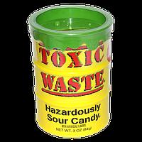 Кислые конфеты Toxic Waste Sour Candy копилка