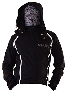 Куртка (б/п) Veldax черная 176-92