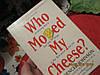 Английский книга Who Moved My Cheese? Спенсер Джонсон Spencer Johnson, фото 2