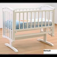 Кроватка Гандылян ЛИЛИ Л-2003-1 слоновая кость
