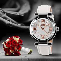 Красивые женские часы. Изящные часы SKMEI.Новинка сезона. Купить женские часы. Интернет магазин.  Код: КТМ343