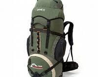 Рюкзак DENALI 5555 lсеро-зеленый