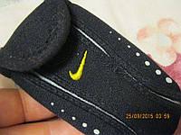 NIKE спортивный чехол найк на липучке и прищепке кошелек