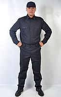 Форма патрульной полиции Украины - ГОСТ (синий)