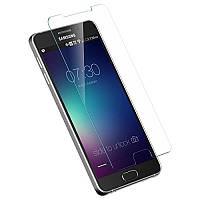 Защитное Стекло на Самсунг Galaxy Note 5 N920 Тонкое 0.26 мм гладкие стороны и углы 2.5D