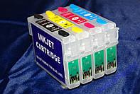 Перезаправляемые картриджи ПЗК CX7300,CX8300,TX200 Бесплатная доставка!!!