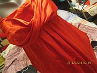 фирма E-VE топ туника блуза блузка красная алая 18 52 XL