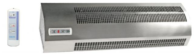 Воздушная тепловая завеса Neoclima INTELLECT E 18 X