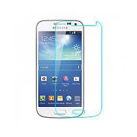 Защитное Стекло на Самсунг Galaxy S4 mini i9192/i9190/i9195 0.26 мм гладкие стороны и углы 2.5D